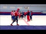 Встряска команды по Шорт-треку в сочи / Harlem Shake: Russia (2013)